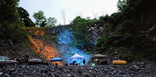Lighting at the Quarry